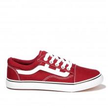 Sneakers - B825 - Μπορντό