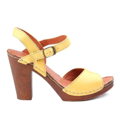 Γυναικεία Πέδιλα - 3120824 - Κίτρινο ... d0f987ac466