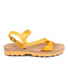 Γυναικεία Σανδάλια - S9031 - Κίτρινο