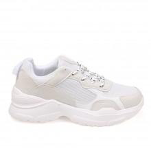 Γυναικεία Sneaker - KL80103 - Άσπρο