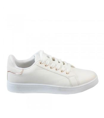 Γυναικεία Sneakers - 72302 - Άσπρο