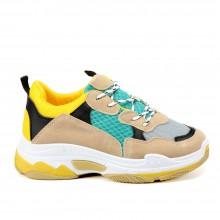 Γυναικεία Sneaker - GB-81 - Green