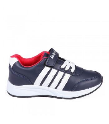 Παιδικά Αθλητικά - T905 - Μπλε-Άσπρο