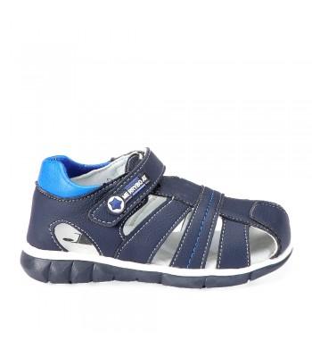 Παιδικά Πέδιλα - MLB0960670 - Μπλε